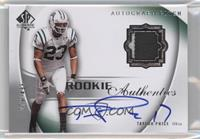 Rookie Authentic Signature Patch - Taylor Price #/499