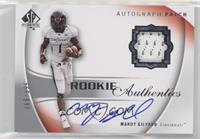 Rookie Authentic Signature Patch - Mardy Gilyard #/399