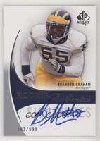 Rookie Authentics Signatures - Brandon Graham #/599