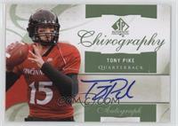 Tony Pike