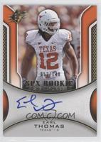 Rookie Signatures - Earl Thomas #/140