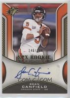 Rookie Signatures - Sean Canfield /140