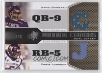 David Garrard, Chris Johnson /99