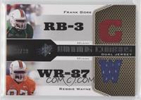 Frank Gore, Reggie Wayne #/99
