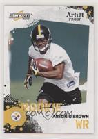 Antonio Brown #/32