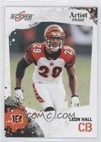 Leon Hall #/32
