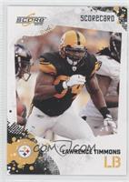 Lawrence Timmons /499