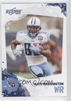 Nate Washington
