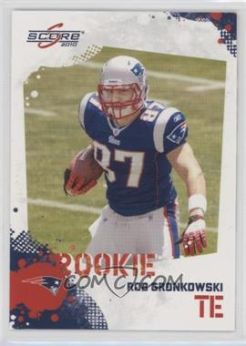 2010 Score - [Base] #383 - Rob Gronkowski