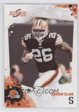 2010 Score - [Base] #65 - Abram Elam