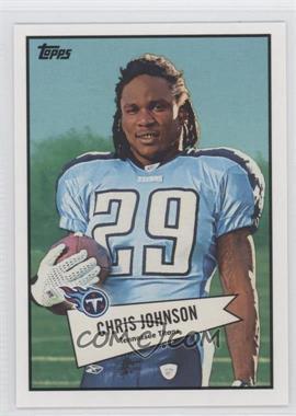 2010 Topps - 1952 Bowman Design #52B-10 - Chris Johnson