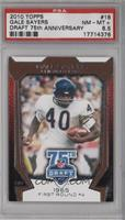 Gale Sayers [PSA 8.5 NM‑MT+]