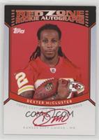 Dexter McCluster #/100