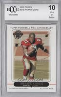 Frank Gore [BCCGMint]