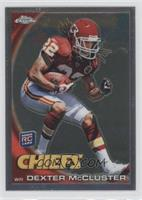 Dexter McCluster (Ball in Right Hand)