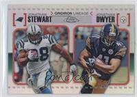 Jonathan Stewart, Jonathan Dwyer /99