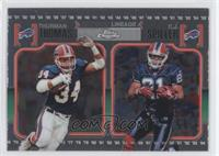 Thurman Thomas, C.J. Spiller