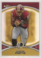 Clinton Portis [EX to NM] #/50