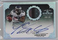 LeSean McCoy #/15