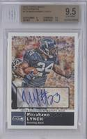 Marshawn Lynch [BGS 9.5]