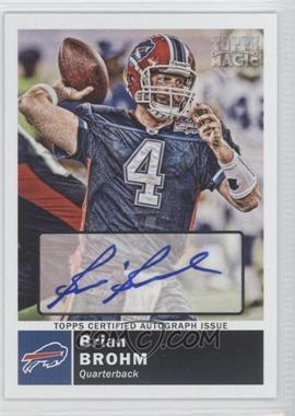 2010 Topps Magic - [Base] - Autographs [Autographed] #184 - Brian Brohm
