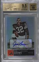 Jim Brown /10 [BGS 9.5]