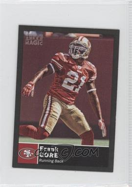 2010 Topps Magic - [Base] - Mini Black #21 - Frank Gore