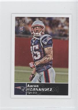 2010 Topps Magic - [Base] - Mini #56 - Aaron Hernandez