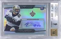 Jimmy Graham [BGS 9 MINT] #/999