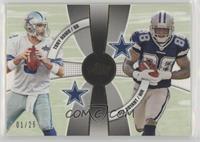 Tony Romo, Dez Bryant #/25