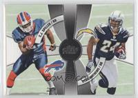 Ryan Mathews, C.J. Spiller