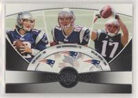 Tom Brady, Rob Gronkowski, Taylor Price