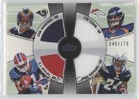Sam Bradford, C.J. Spiller, Tim Tebow, Ryan Mathews /175