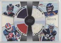 Sam Bradford, C.J. Spiller, Tim Tebow, Ryan Mathews #/175