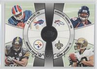 Jonathan Dwyer, Jimmy Graham, C.J. Spiller, Demaryius Thomas
