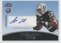 Jacoby Ford #/599