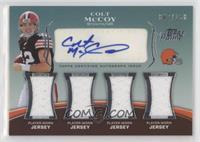Colt McCoy #/150