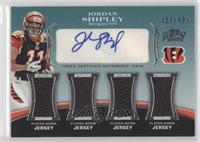 Jordan Shipley #/499