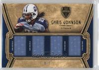 Chris Johnson #/5