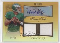 Kevin Kolb [Noted] #/15