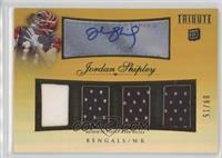 Jordan Shipley /15