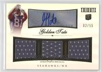 Golden Tate [Noted] #/55