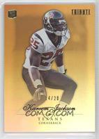 Kareem Jackson /20