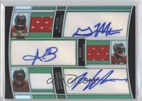 Gerald McCoy, Arrelious Benn, Mike Williams