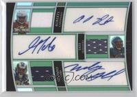 Andre Roberts, Golden Tate, Mardy Gilyard /18