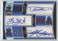 Damian Williams, Toby Gerhart, Jahvid Best /27