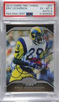 Eric Dickerson /499 [PSA/DNA Certified Encased]