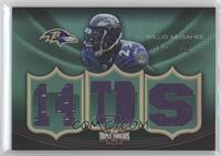 Willis McGahee #/18