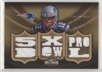 Tom Brady [Noted] #/27