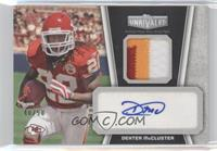 Dexter McCluster [Noted] #/50